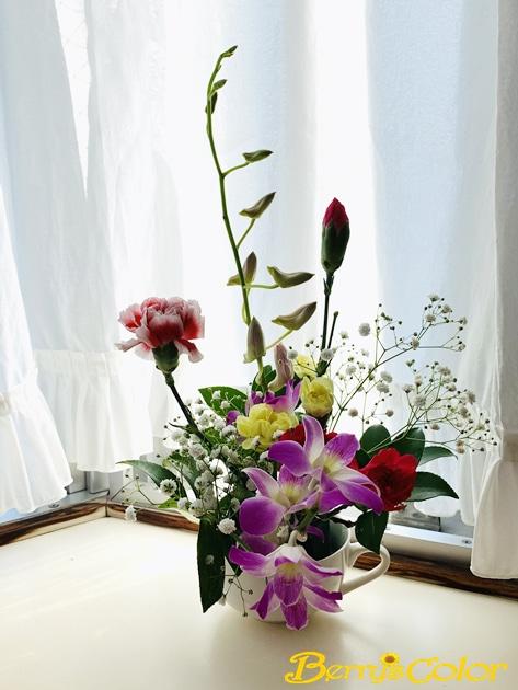 生け花課題