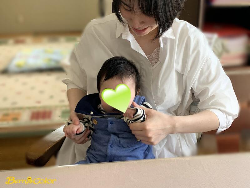 赤ちゃんカウンセリング
